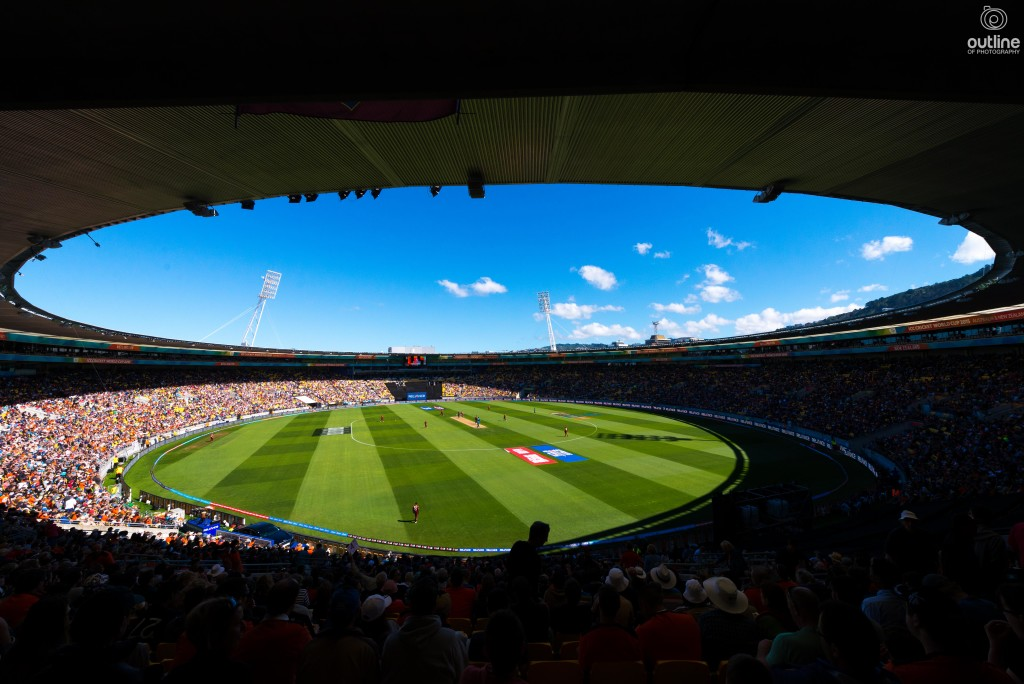 Westpac Stadium, Cricket World Cup 2015, Wellington, New Zealand