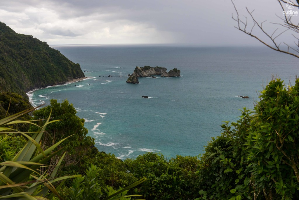 Knight's Point, West Coast Highway, South Island, New Zealand