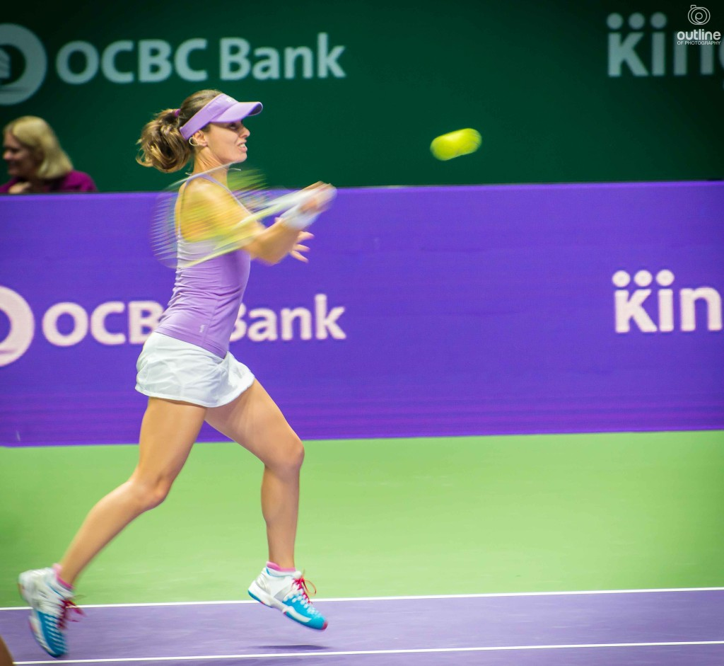 Martina Hingis, WTA Finals, Singapore, 2015